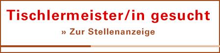 stellenanzeige_tischlermeister